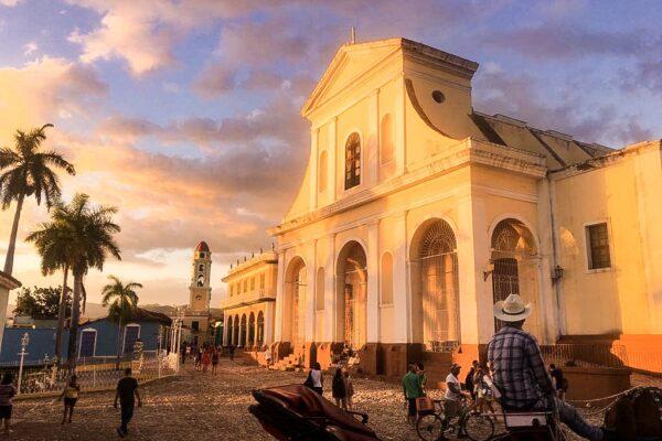 Cuba - Trinidad sfeer