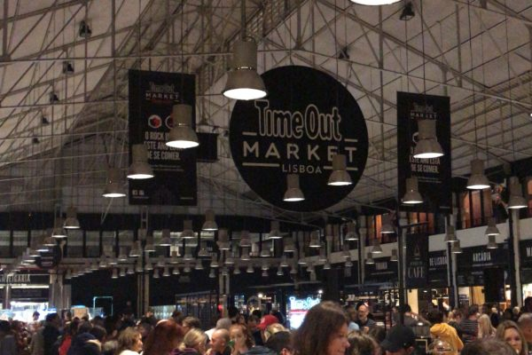 Time Out foodhallen