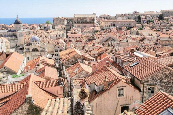 Dubrovnik - Citywalls view