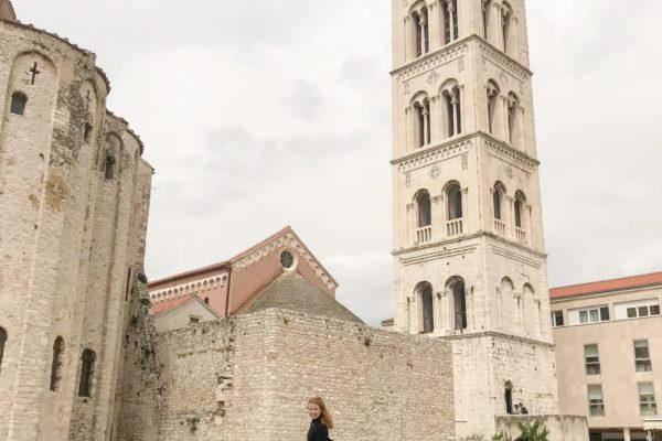 Zadar - oude stad