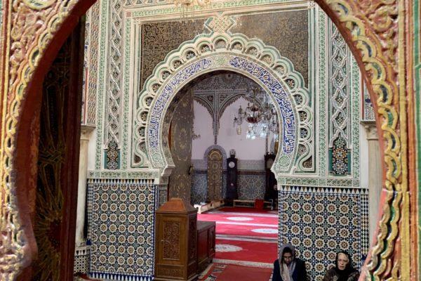 Moskee sneakpeak