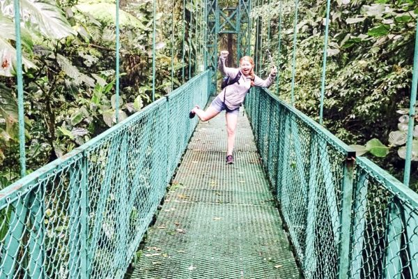 Monteverde - Hanging bridge II