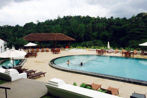 Kandy - hotel